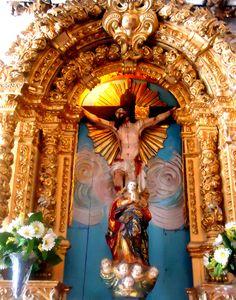 Igreja São Francisco no Pelourinho, toda de ouro em Salvador/Bahia Brasil