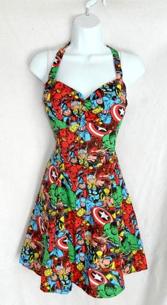 Geeky Dresses for Summer