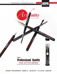New Artfinity brush poster..