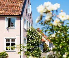 Simrishamn, Österlen, Skåne, South of Sweden