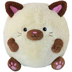 Squishable Siamese Cat