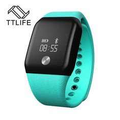 $49.00 (Buy here: alitems.com/... ) TTLIFE Brand New Fashion Life Waterproof Capacitive Touch Key relogio feminino Womensmens Watches Top Brand Luxury for Android for just $49.00 - Women's Smart Watches for Sport, Fitness and Fashion - amzn.to/2ifqI9j