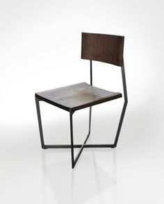 CHAIR • by Joseph Fratesi & Thomas Wright of Atlas Industries