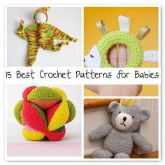 15 Best Crochet Patterns for Babies