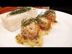 Fűszeres húsgolyók uborka mártással @Szoky konyhája - YouTube Chicken, Youtube, Food, Essen, Youtubers, Yemek, Buffalo Chicken, Youtube Movies, Cubs