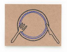 紙刺繍は簡単だけど丁寧さを感じられる新しい「手芸」の分野。