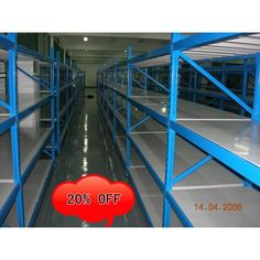 Light Duty Shelving for stores, workshops, warehouses on http://www.rackingmanufacturers.com/pid13857914/Light+Duty+Shelving.htm