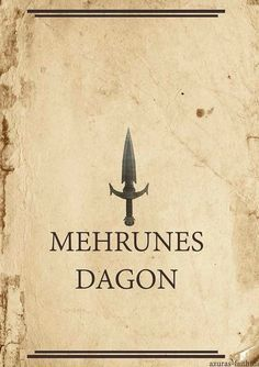 Mehrunes Dagon