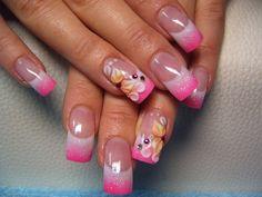 nail art designs | Pretty Nail Art Ideas for 2012