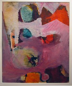 Richard Diebenkorn/  this incredible gathering of color makes me breathless. Most of his work holds extraordinary, unbelievable combinations of color and light…and they Work!!!