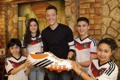 The World Cup may be over for Germany and Argentina, but players on both teams are putting their cash winnings to good use by donating them to worthy causes. According to the UK-based Express, 25-year-old German football star Mesut Ozil has donated his World Cup prize money – totaling more than $400,000 for winning the […]