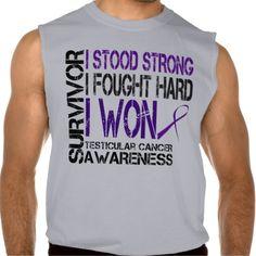 Testicular Cancer Awarness Men