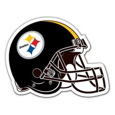 Pittsburgh Steelers Football Helmet Magnet