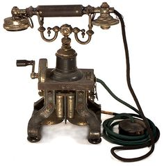 Image result for telephones 1890-1900