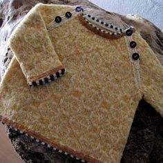 Knitting Patterns Free, Free Pattern, Baby Sewing, Knit Crochet, Sweaters, Alice, Craft, Children, Image
