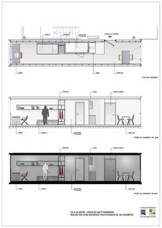 Container Student Housing by Cattani Architects | architecture 4 us