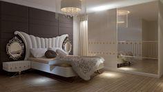 Rose Avangarde Yatak Odası
