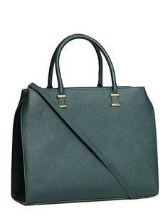 Hitchcock Heroine fashion trend: The take-anywhere tote bag