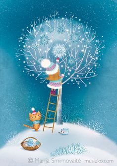 Christmas is comming 2014 on Behance