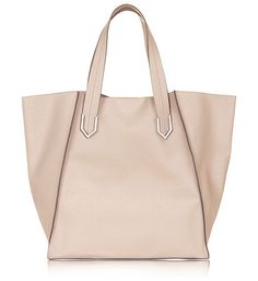 TOPSHOP arrow tote bag found on Nudevotion