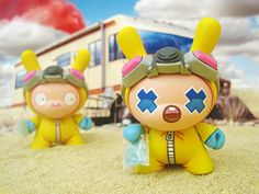 Billy bad (walter) Dunny by Dolly Oblong