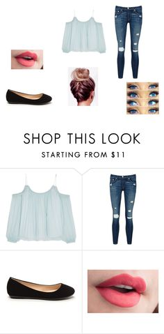 """""""random"""" by kmcollins2000 on Polyvore featuring Elizabeth and James and rag & bone/JEAN"""