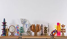 Arts & Crafts & Design: Time According To Alessandro Mendini And His Artisans | Yatzer
