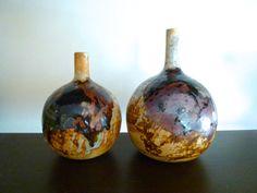 Conny Walther Danish Modernist Vases by DuncanGrantAntiques, $167.00