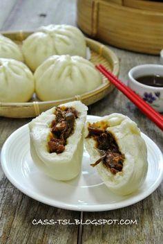 ** 搵到食 **: 梅菜肉包(老面法)