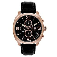 Men's Wrist Watches - Tommy Hilfiger Fitz Mens Quartz Watch 1790969 >>> Be sure to check out this awesome product.