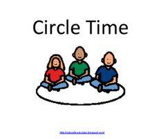 Circle Time Book #freebie #autism | Autism Teaching Resources ...