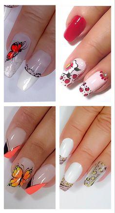 Nail Designs, Nails, Beauty, Work Nails, Professional Nails, Best Nails, Nail Decorations, Nailed It, Nail Manicure