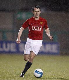 Gary Neville 1992 - 2012.