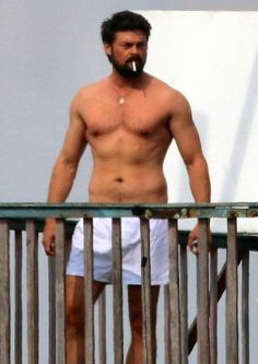 Something is. karl urban nude thought