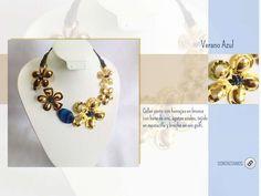 Collar Verano Azul - Created on Tactilize