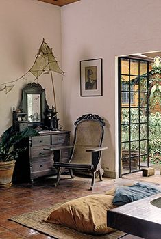 An Airy, Artsy Antipolo Home Real Living Philippines Modern Filipino Interior, Filipino House, Old Rocking Chairs, Cosy Corner, Happy House, House And Home Magazine, Traditional House, Home Bedroom, Interior Design