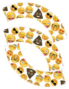 Emoji-cupcake-wrapper-page.jpg 2,125×2,750 pixels