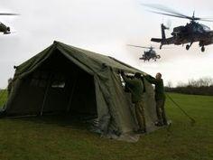 Military Arctic Tent & Army 10 Man Arctic Military Bell Tent | SowalkerCom | Pinterest ...