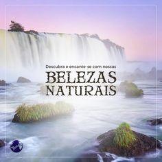 """Publicação para Facebook para a MaxTur agência de turismo, desenvolvido junto a NNcorp. """"Descubra tamanha beleza e perfeição do nosso país com suas paisagens naturais!  1) Cataratas do Iguaçu - Foz do Iguaçu/PR 2) Bonito - MS 3) Encontro das Águas - AM 4) Natal – RN  #maxtur #belezasnaturais #fozdoiguacu #bonito #encontrodasaguas #natal"""""""