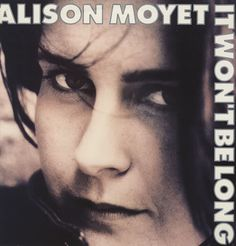 """For Sale - Alison Moyet It Won't Be Long UK  12"""" vinyl single (12 inch record / Maxi-single) - See this and 250,000 other rare & vintage vinyl records, singles, LPs & CDs at http://eil.com"""