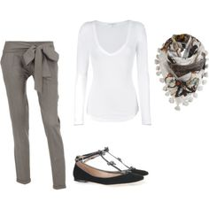 love these pants and shoes!!!!