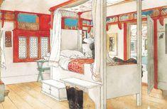 Carl Larsson - Ett hem 10 - 1899 - Carl Larsson