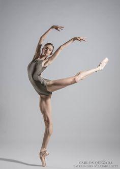 Kristina Lind, Bayerisches Staatsballett (Bavarian State Ballet) - Photographer Carlos Quezada