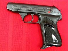 HECKLER & KOCH ~ HK4 Pistol w/ .380, .32 & .22 LR factory conversions...EXCELLENT Item: 10045868 | Mobile GunAuction.com