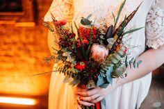 """Букет невесты : стиль """"Бохо"""" фото : 159 идей 2017 года на Невеста.info"""