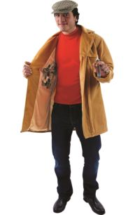 awesome Only Fools and Horses Del Boy Fancy Dress Costume Standard  sc 1 st  Pinterest & 20 best Mens 80u0027s Fancy Dress Ideas images on Pinterest | 80 s ...
