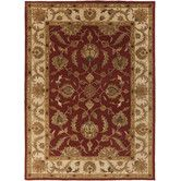 Found it at Wayfair - Oxford Red Isabelle Area Rug