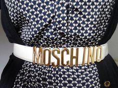#moschino #mymoschino #belt