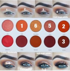 Head to the webpage to learn more on eye makeup Beautiful Eye Makeup, Love Makeup, Makeup Inspo, Makeup Inspiration, Beauty Makeup, Beauty Tips, Jaclyn Hill Eyeshadow Palette, Makeup Palette, Morphe Palette