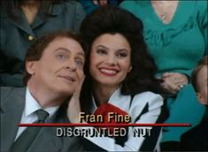 the nanny fran fine fran drescher Nana Fine, Fran Fine The Nanny, A Nanny, Cartoon Network Adventure Time, Adventure Time Anime, Fran Fine Outfits, Nanny Quotes, Fine Quotes, Far Side Comics